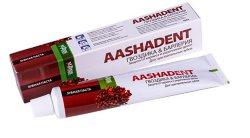Зубная паста Гвоздика и Барлерия (AASHADENT), Aasha Herbals