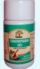 Чандрапрабха Вати (Chandraprabha Vati), Dabur