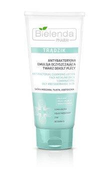 Антибактеральная очищающая эмульсия Acne Pharm, Bielenda
