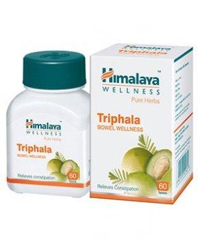 Трифала (Triphala), Himalaya Herbals