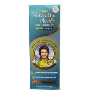 Масло от перхоти с охлаждающим эффектом, Navrathna plus