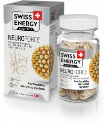 """""""Нейрофорс"""" Витамин В-комплекс (Neuroforce Vitamin B-Complex), Swiss Energy"""