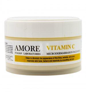 Концентрированный скраб-пилинг для микрошлифовки кожи, AMORE