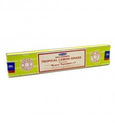 Благовония Тропическая Лимонная Трава (Tropical Lemon Grass incense), Satya