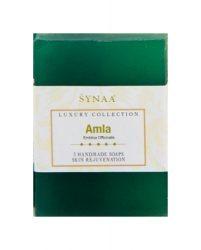 Натуральное мыло ручной работы Амла, Synaa