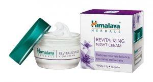 Восстанавливающий ночной крем (revitalizing night cream), Himalaya Herbals