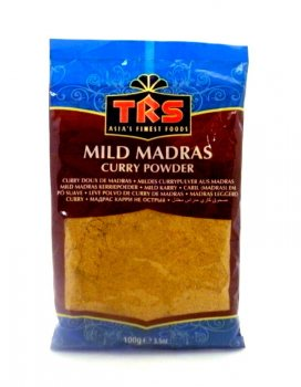 Порошок карри Mild Madras, TRS