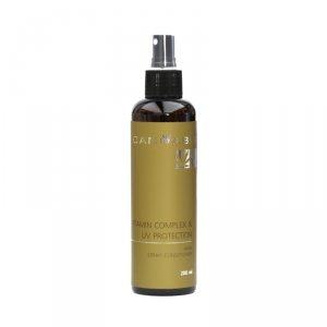 """Спрей-кондиционер для волос """"Витаминный комплекс и защита от ультрафиолета"""" с экстрактом каннабиса (Vitamin complex UV protection Hair Spray-conditioner), Cannabis"""