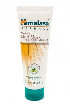 Очищающая грязевая маска (Clarifying Mud Mask), Himalaya Herbals