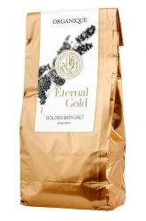 Соль для ванн Золотистая Ethernal Gold, Organique