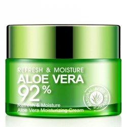 Увлажняющий крем  Aloe Vera (Moisturizing Cream 92 % Refresh and Moisture), Bioaqua