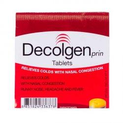 Деколген (Decolgen), Unilab Pharmaceuticals