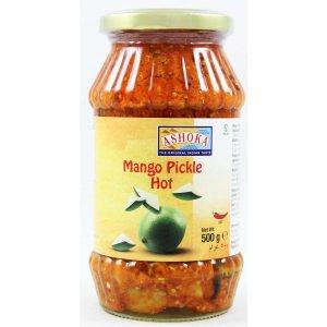 Пикули Манго Pickle Mango Hot, Ashoka