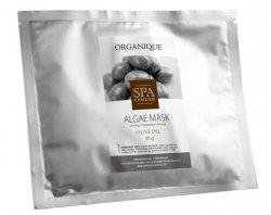 Альгинатная маска восстанавливающая для зрелой кожи с оливковым маслом, Organique