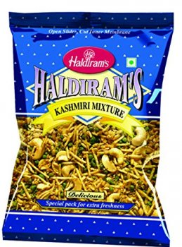 Закуска пряная Kashmiri Mixture, Haldiram's