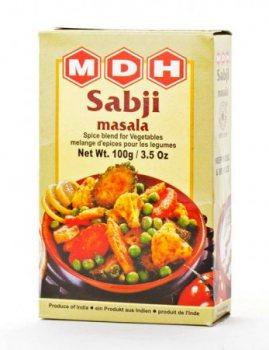Смесь специй для овощей Sabji, MHD