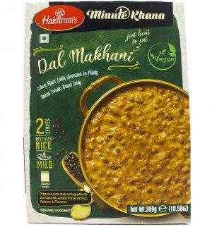 Готовое блюдо Дал Махани (Dal Makhani minute khana), Haldiram's