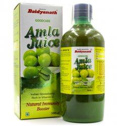 Сок Амлы (Amla juice), Baidyanath