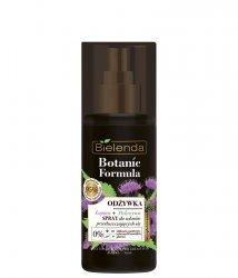 Кондиционер спрей для жирных волос крапива-лопух (Botanic Formula), Bielenda