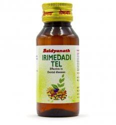 Масло для десен и зубов Иримедади (Irimedadi Tel), Baidyanath
