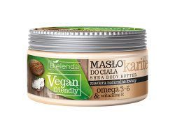 Масло для тела КАРИТЕ VEGAN FRIENDLY, BIELENDA