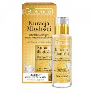 Восстанавливающая сыворотка против морщин день/ночь (Kurasja Mlodosci), Bielenda