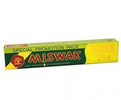 Зубная паста Мишвак (Miswak) 50 г + 25 г БЕСПЛАТНО!, Dabur