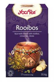 Аюрведический йога чай Rooibos, Yogi tea