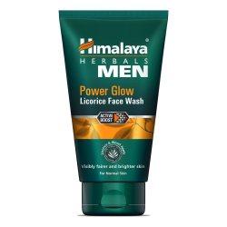 Мужской гель для умывания с солодкой (Power Glow Licorice Face Wash), Himalaya Herbals