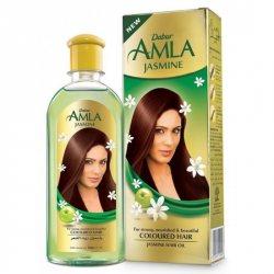 Масло для волос с жасмином, Dabur Amla
