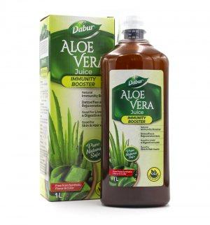 Сок Алоэ Вера (Aloe Vera juice immunity booster), Dabur