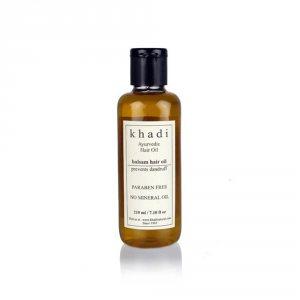 Аюрведическое масло для волос против перхоти Balsam, Khadi