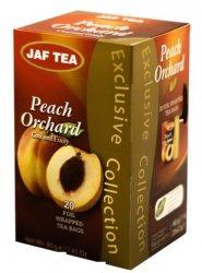 Чай Jaf Tea Black Tea Peach Orchad в пакетиках