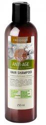 Восстанавливающий шампунь для ослабленных и седых волос Anti-Age, Organique