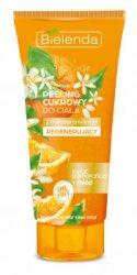 Скраб для тела медово-апельсиновый, Bielenda