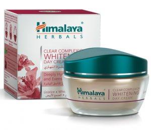 Отбеливающий дневной крем с матирующим эффектом, Himalaya Herbals