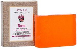 Натуральное мыло ручной работы Роза, Synaa