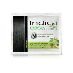 Натуральная крем-краска для волос 10-минутка, Indica