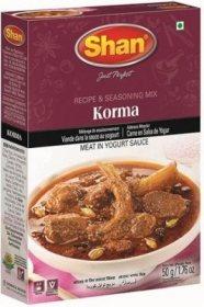 Korma, Shan