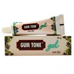 Лечебный гель для зубов и десен GUM TONE, Charak