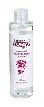 Натуральная Розовая вода для лица, Aasha
