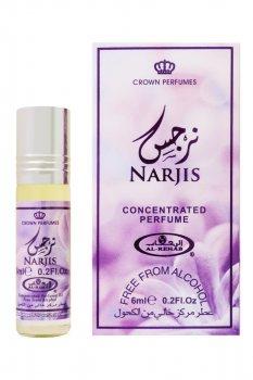 Женские Масляные духи Narjis, Al Rehab
