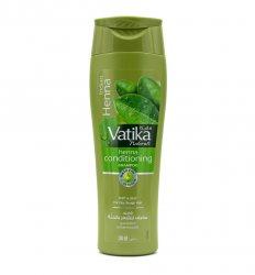 Шампунь с хной для сухих и поврежденных волос, Vatika Dabur