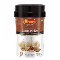 Пикули чеснока (Pickle Garlic), Shan