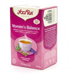 Аюрведический йога чай Женский баланс (Women's Balance), Yogi tea