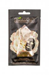Маска омолаживающая тканевая (Camellia) Lux, Bielenda