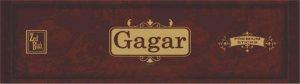 Благовония индийские Gagar, Zedblack