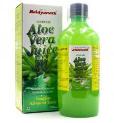 Сок Алоэ Вера (Aloe Vera juice), Baidyanath