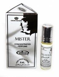 Мужские масляные духи Mister, Al Rehab