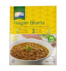 Готовое блюдо Байнган бхарта (Baigan bharta), Ashoka